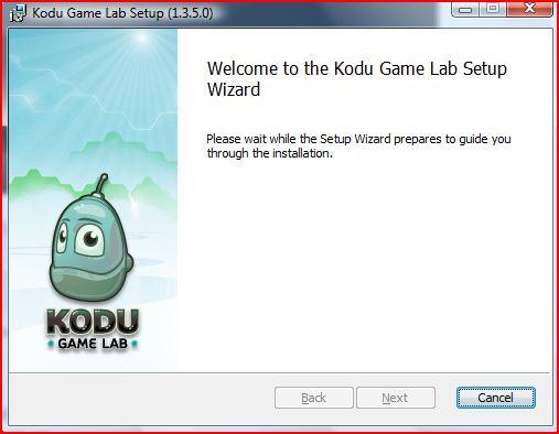 Welcome To Kodu Game Lab Setup